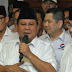 Datang Kerumah Prabowo. Sandiaga Diberikan Wejangan Tidak Lukai Hati Rakyat