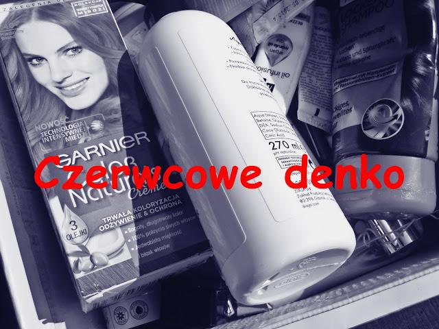 Czerwcowe denko #20