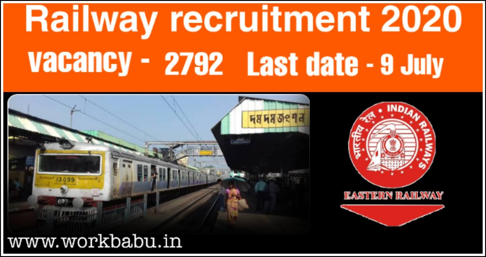 Railway Recruitment 2020