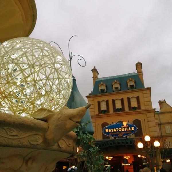 Disneyland Paris photo diary