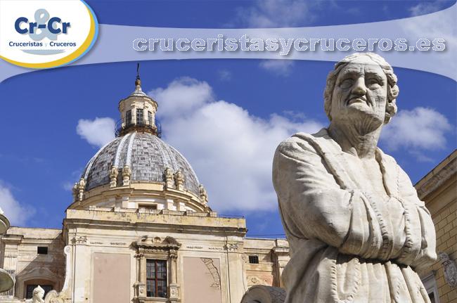 ► COSTA CRUCEROS - Costa Serena - Palermo 2