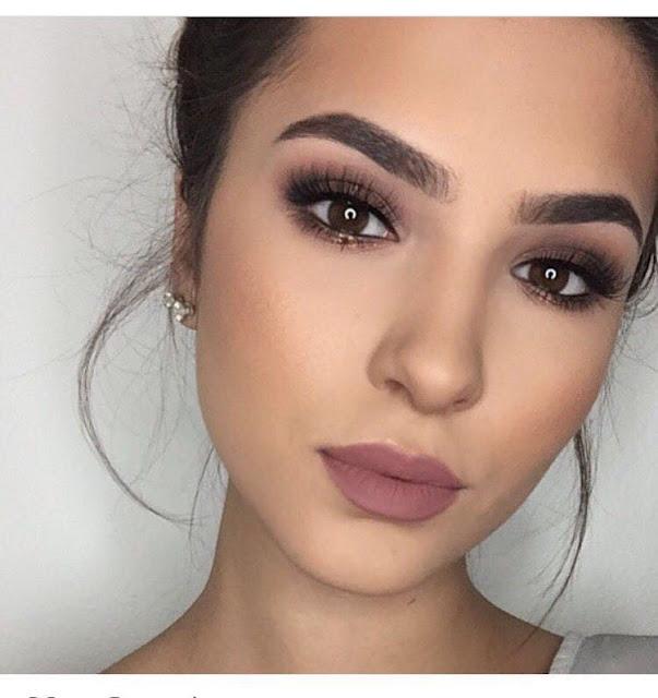 maquillaje sencillo de dia