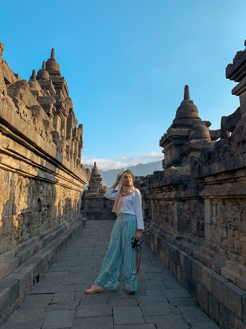 Wisata Heritage Jogja, Candi Borobudur