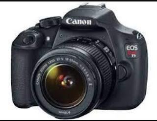kamera canin harga 2 jutaan Canon 1200D