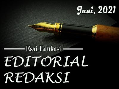 Editorial Juni Esai Edukasi