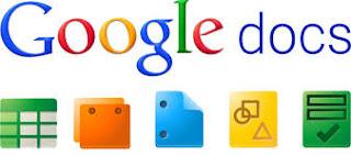 iconos de google doc