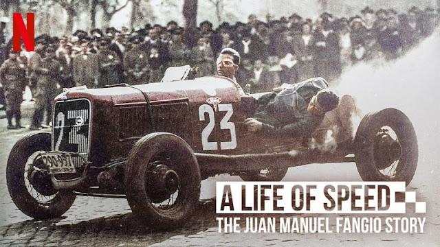 Juan Manuel Fangio Story