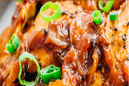 Instant Pot Chicken Adobo Recipe #lowcarb #keto #dinner #chicken