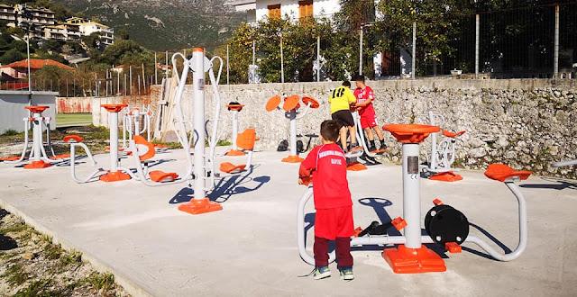 Ο Δήμος Πάργας, στα πλαίσια μιας προσπάθειας να προσφέρει δυνατότητα για άθληση σε όλους τους δημότες, ειδικά στις συνθήκες που έχουν διαμορφωθεί λόγω κορονοϊού, εγκατέστησε στο χώρο του Δημοτικού Σταδίου Πάργας 10 (δέκα) μηχανήματα άσκησης εξωτερικού χώρου.
