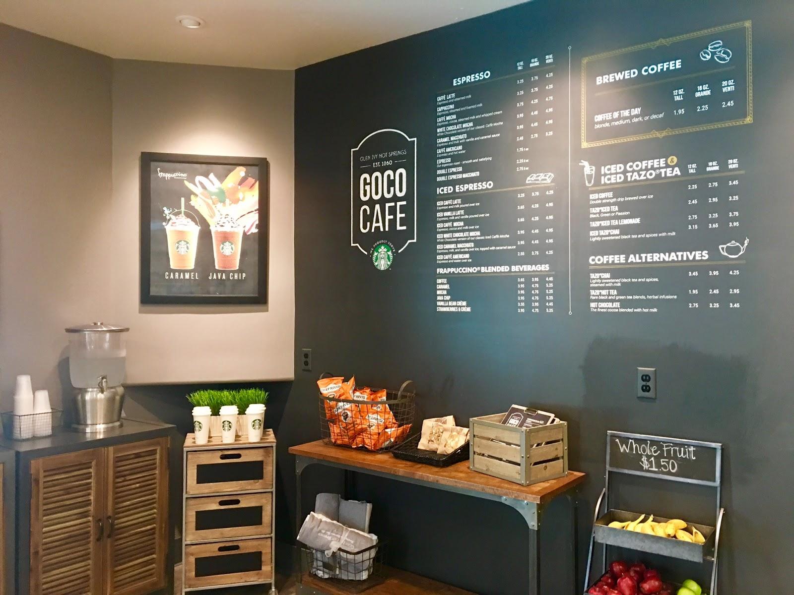 Glen Ivy Coco Cafe