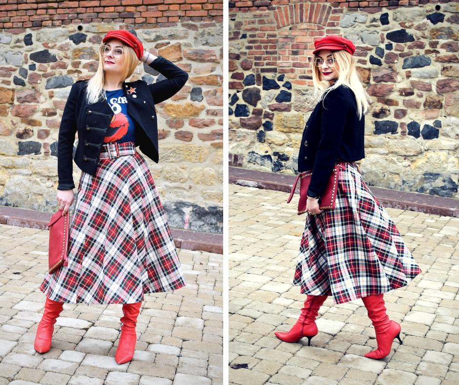 So stylst Du rote Accessoires, Rot für Frauen ab 40