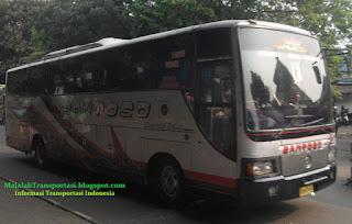 Harga Tiket Bus Santoso magelang