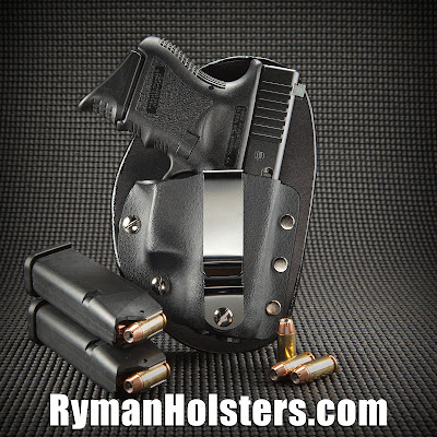 IWB Holster for Sig P938, Sig P238, Shield, XDs, M&P9c, M&P40c, Ruger LCP, Ruger LC9