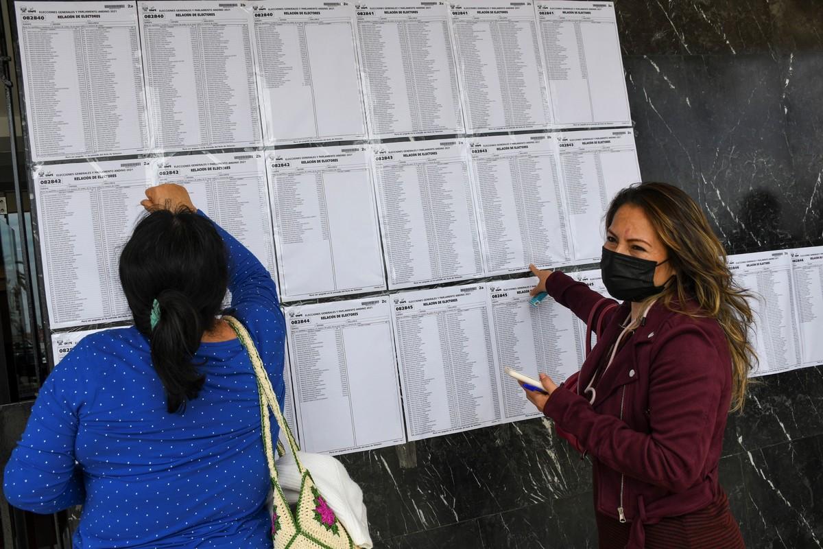 Perú elige presidente en unas elecciones generales marcadas por el coronavirus