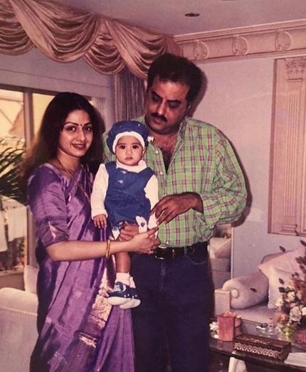 Jhanvi Kapoor age, boyfriend, photos, family, wiki, biography and more - Star Wikipedia
