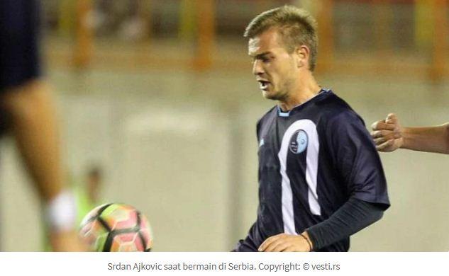 Persib Dikabarkan Akan Rekrut Pemain Asal Montenegro Srdjan Ajkovic