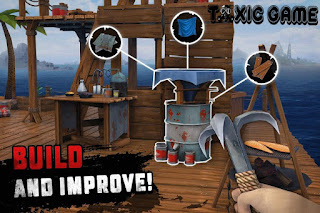 Free Download Survival on Raft: Ocean Nomad Mod Apk (Unlimited Coins) Terbaru Di Android 2020