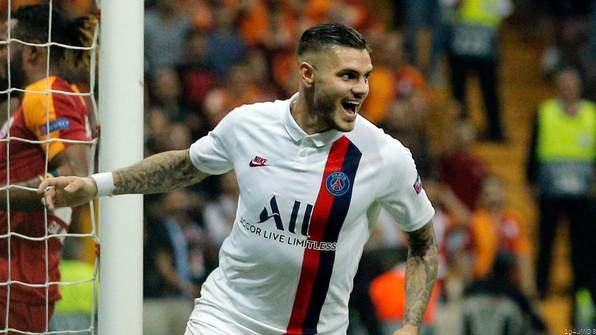 Paris Saint-Germain vs Club Brugge highlight: Icardi Strike Sees PSG Through to Last 16
