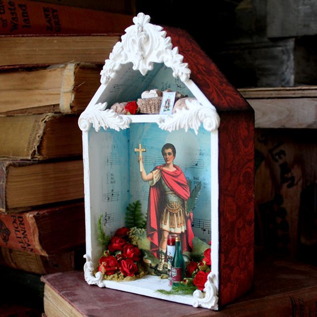 St. Expedite Shrine - Nichola Battilana