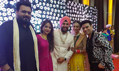 Priya Bathija and DJ Kawaljeet wedding5