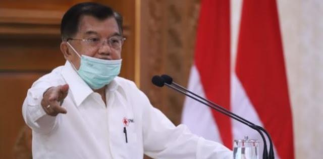 75 Tahun Merdeka, Jusuf Kalla: Kita Harus Bersyukur Tapi Bukan Berarti Diam