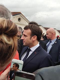 FIBD 2020: Emmanuel Macron au festival BD - photo 1