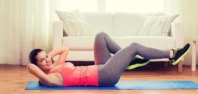 يمكنك ممارسة الرياضة خلال الدورة الشهرية
