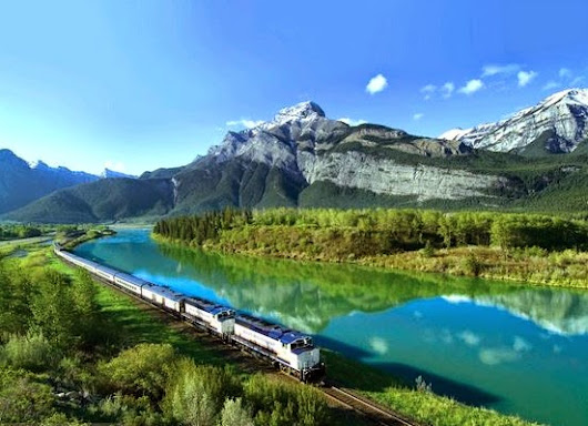 10 Beautiful Railway Routes in the World, Which Make the Journey Special
