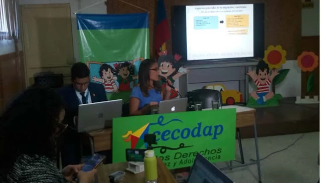 Cecodap: a 943.117 aumenta número de niños abandonados por padres migrantes