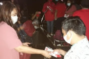 Di Wisata Alam Gunung Mahawu, dr Devi Sosialisasi Pentingnya Pakai Masker