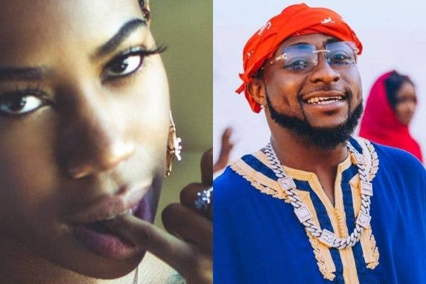 Davido is one of my client- S*x worker leaks chat between she and Davido