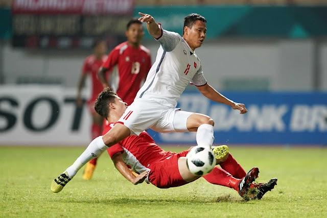 U23 Việt Nam chính thức giành vé sớm vào vòng 2 Asiad 2018 với hai pha lập công của Song Đức