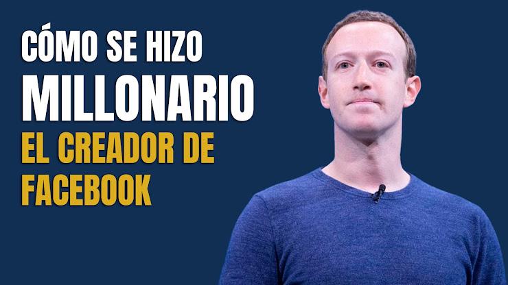 La historia de Mark Zuckerberg, fundador de Facebook
