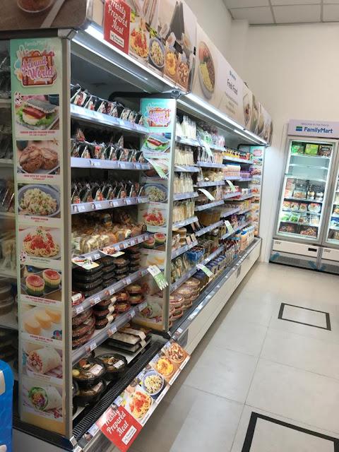 FamilyMart Caltex Sg. Dua Penang Blogger Influencer Food