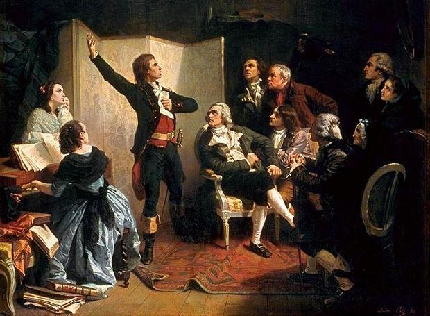 Η Άλωση της Βαστίλης - Ένα από τα σημαντικότερα επεισόδια στην πορεία επικράτησης της Γαλλικής Επανάστασης