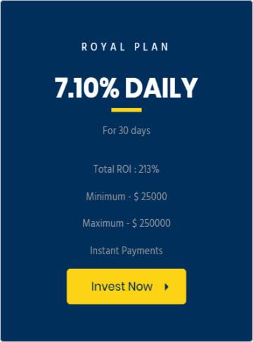 Инвестиционные планы Ovbit Financial 4