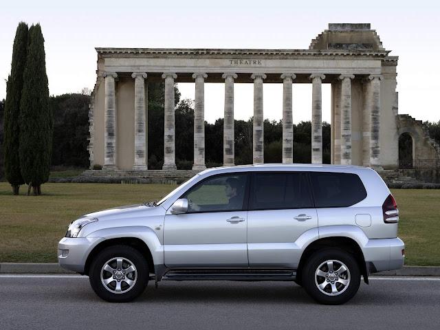 Toyota Prado - recall