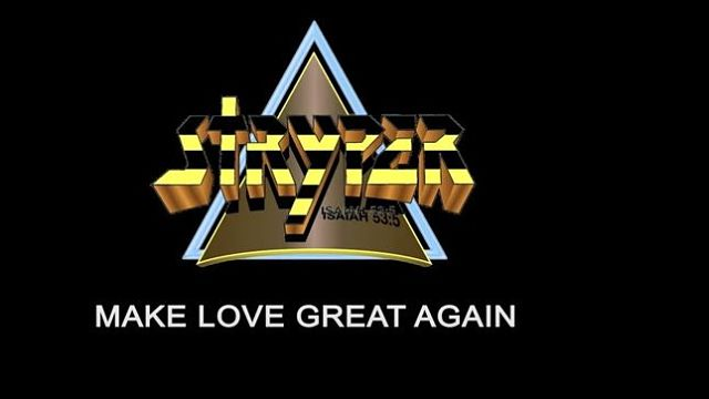 "STRYPER: Lyric video για το νέο single ""Make Love Great Again"""