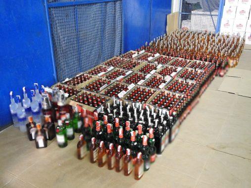 عملية الأيادي النظيفة..إغلاق 12 مطعما وحجز كمية هائلة من المشروبات الكحولية المزورة