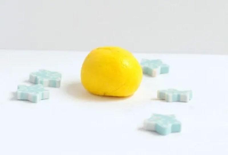 bouncing playdough recipe - make playdough that actually bounces