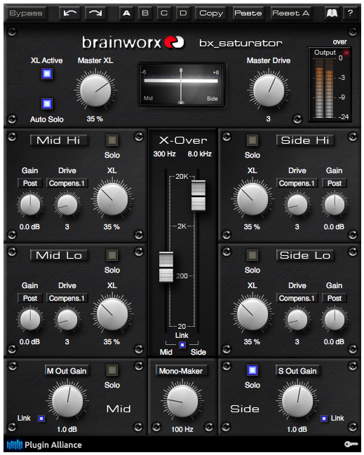 Plugin Alliance Brainworx BX Saturator VST2-VST3-RTAS x86 ...
