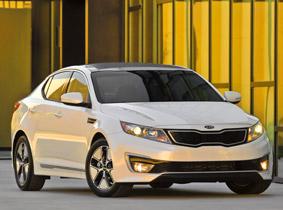 Kia Optima Hybrid 2011