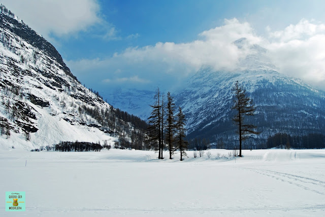 Parque Nacional de la Vanoise, Francia