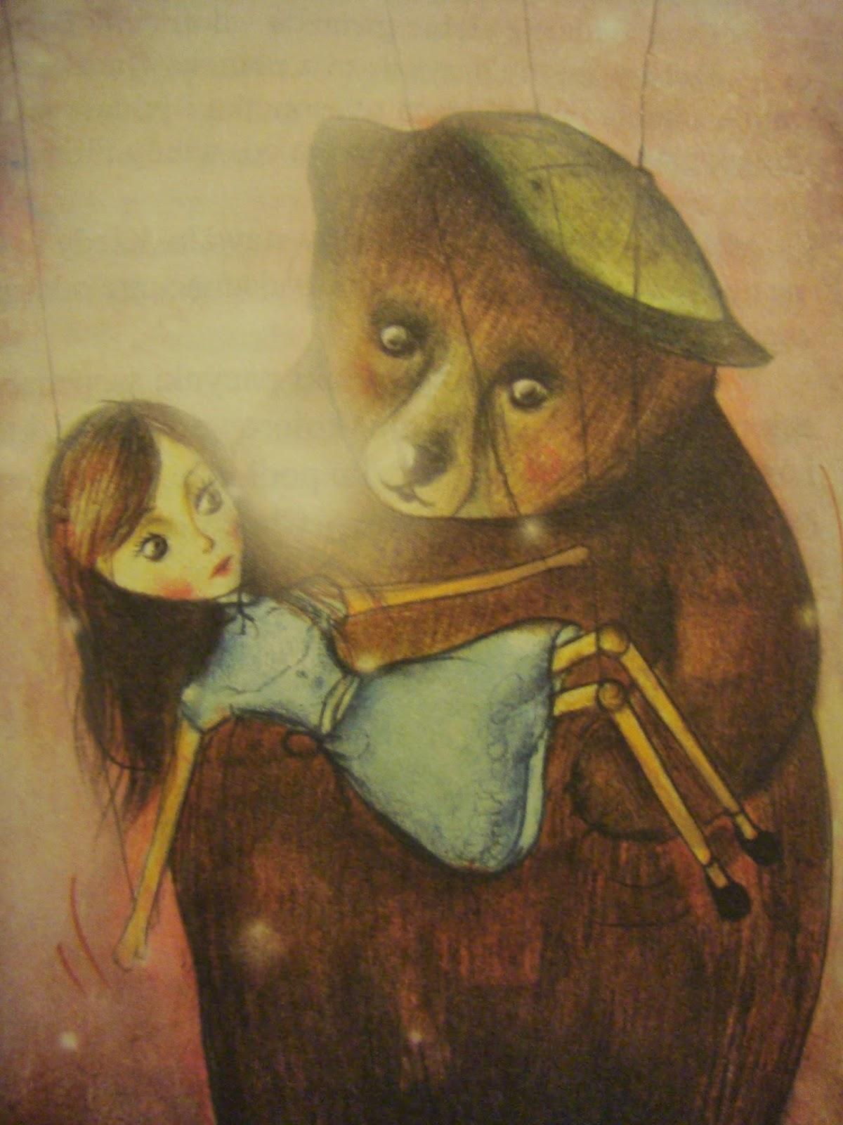 W pewnym teatrze lalek, Lidia Miś, recenzja, Dreams