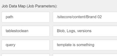 NameValueField-Sitecore Content Editor View