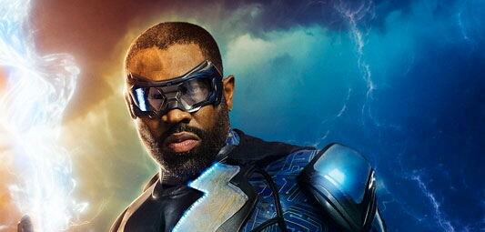 Warner Bros And The CW reveals Black Lightning Look In First Visual