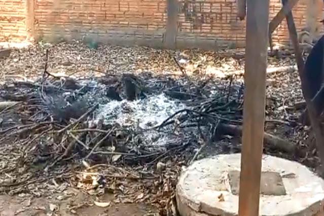 Mulher que matou e ateou fogo em homem é presa no escritório de advogado em Porto Velho