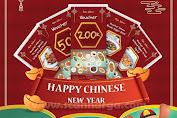 Promo Ta Wan Imlek 20 LUCKY ANGPAO Periode 13 Januari – 15 Februari 2020