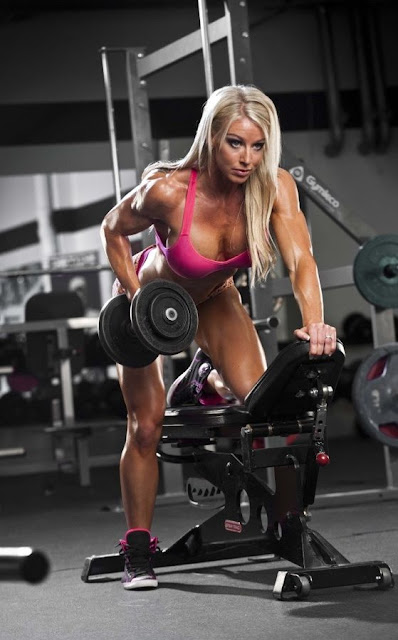 Mikaela Strand - Fitness