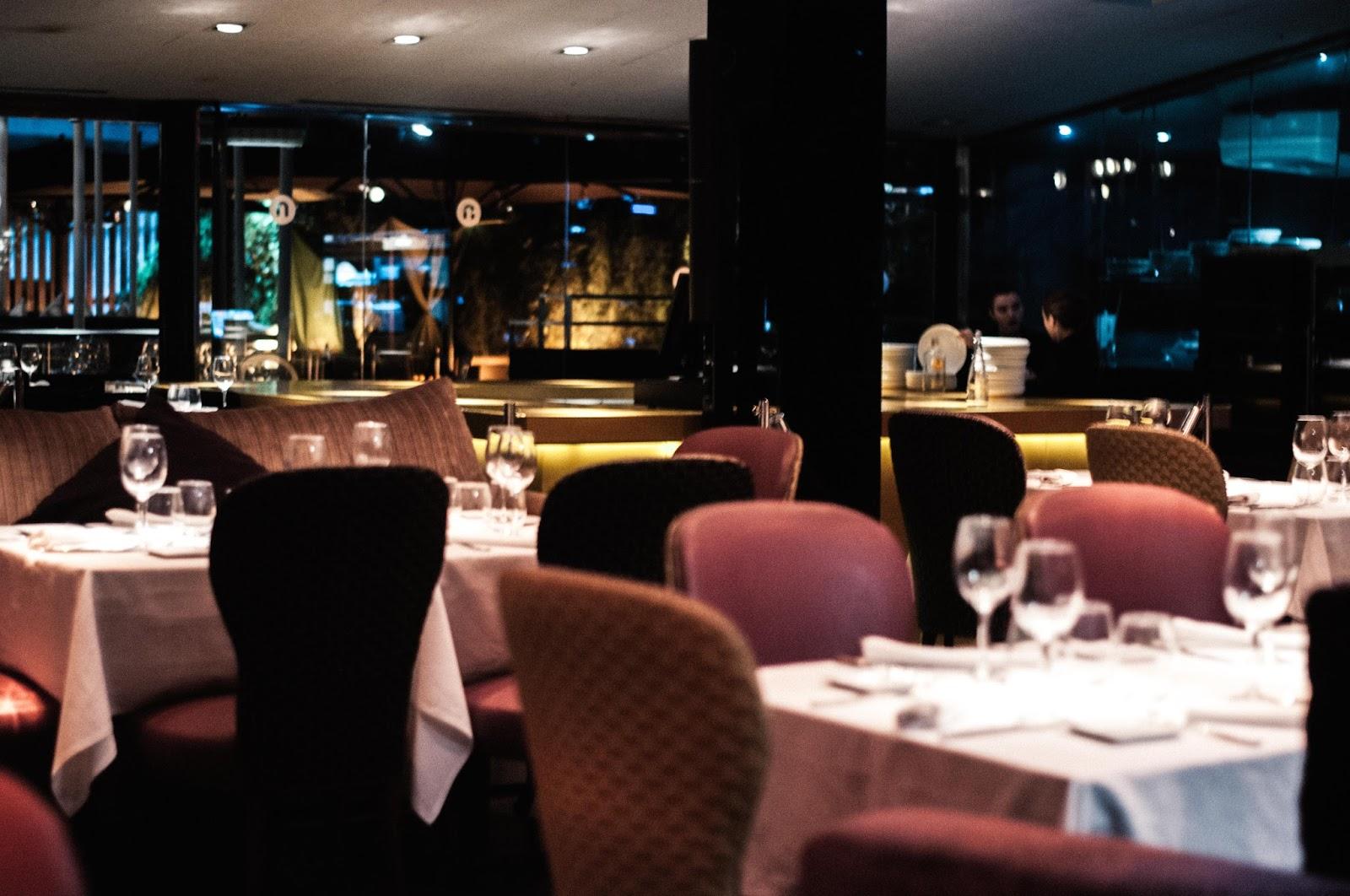 Nuba Restaurante Barcelona